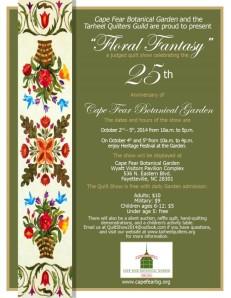 Floral Fantasy Flyer
