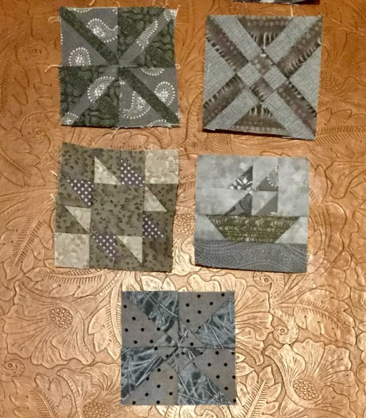 "more 3 1/2"" blocks for my 365-Challenge Quilt"
