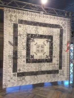 365 Challenge Quilt (design by Kathryn Kerr)